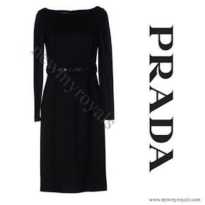 Crown Princess Mary Style Prada Dress