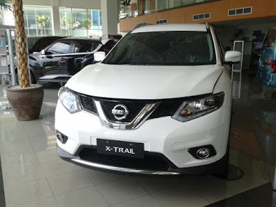 Kredit Nissan X Trail