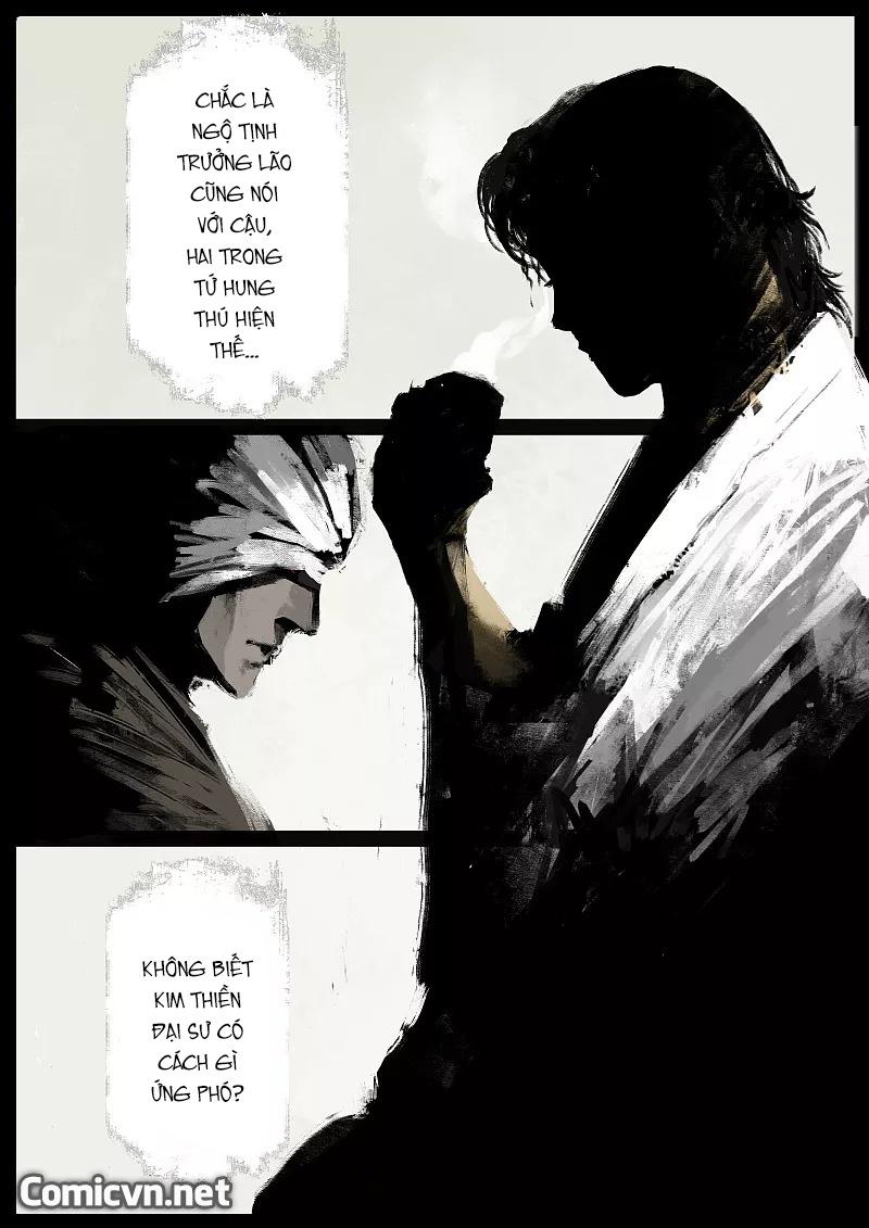 Tây Du Ký ngoại truyện trang 3