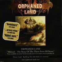 [2005] - Sentenced - Orphaned Land (Split)