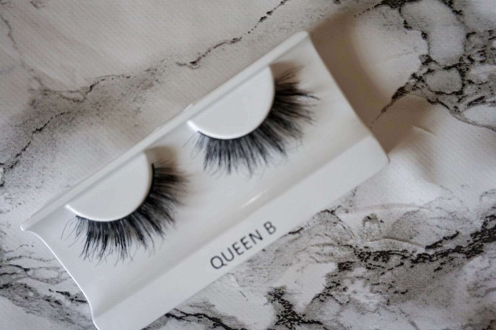0ce9c38dc3b If, like me, you're an avid watcher of both Lustrelux (Katy's) and Desi  Perkins' Youtube and Snapchats, you'll know the Koko lashes in Queen B are  featured ...