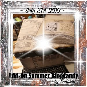 Summer Add-on Blogcandy!
