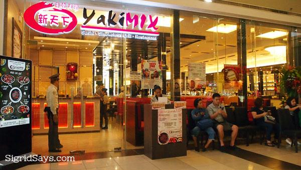 Yakimix SM Bacolod