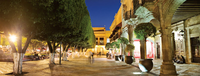 Centro Histórico, Queretaro