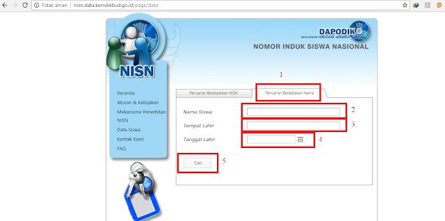 Cara Terbaru Cek NISN