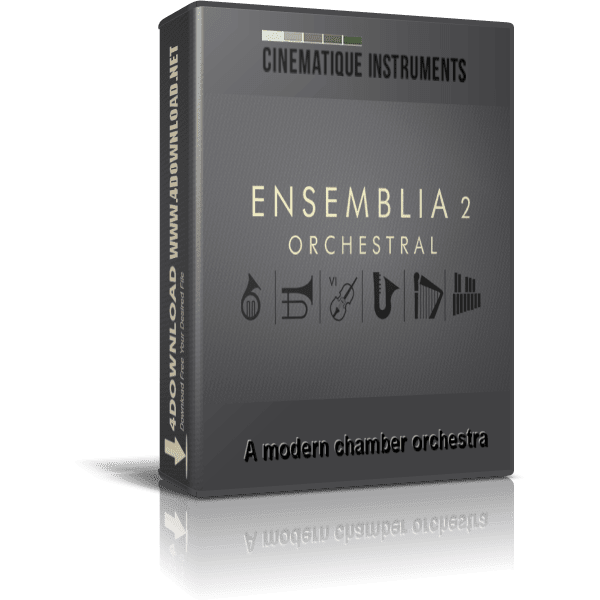 Download CINEMATIQUE INSTRUMENTS - Ensemblia 2 Orchestra KONTAKT Library