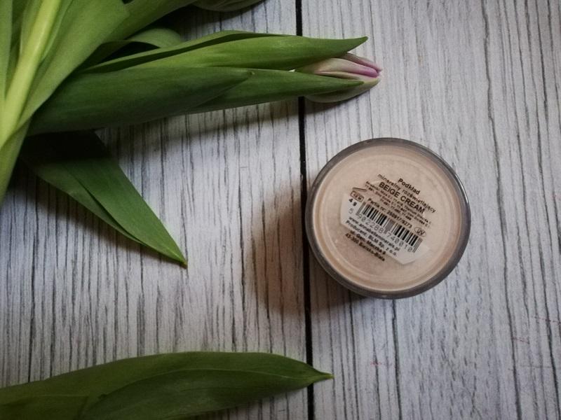 Annabelle Minerals podkład rozświetlający Beige Cream