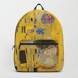 Klimt The Kiss backpack