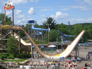 Wisconsin Dells Summer Vacation Spots USA