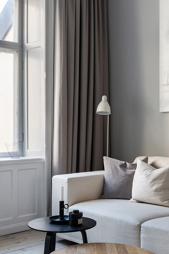Gray interiors inspiration   Fantastic Frank