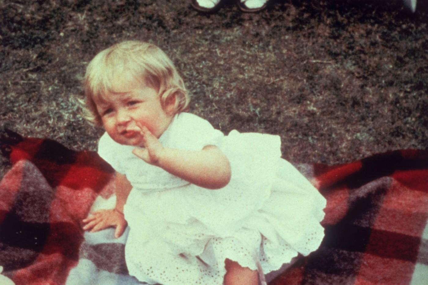 Неизвестные фото принцессы Дианы