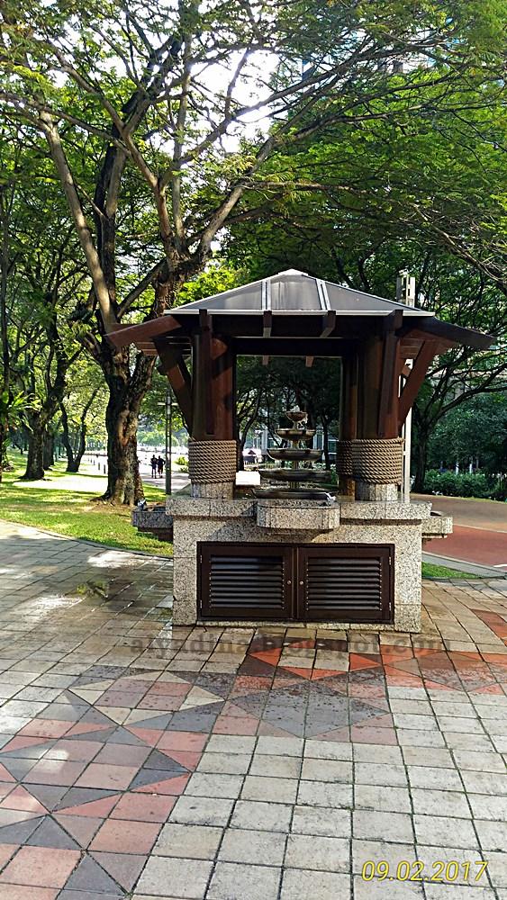Taman KLCC Kuala Lumpur