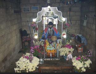 Oración milagrosa a San Simón protector