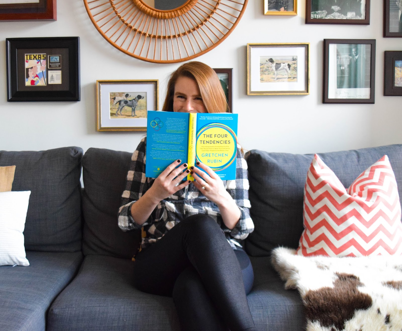 Book Club: Gretchen Rubin's The Four Tendencies