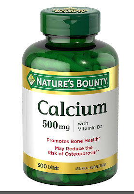 Nature S Bounty Vs Nature Made Calcium