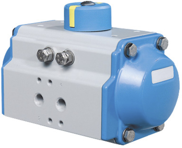 Rack And Pinion Pneumatic Valve Actuators The Teco