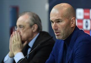 Mundur Mendadak Zidane Mengambil Keputusan Meninggalkan Impian Yang Telah Ia Genggam
