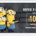 Crownit App - Refer 3 Friends & Get Rs.100 BookMyshow Voucher