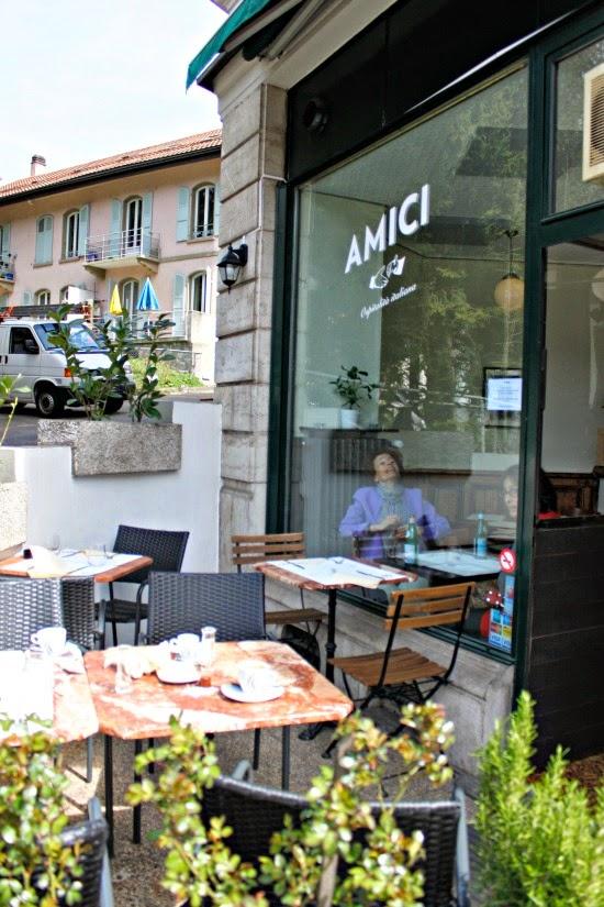 Ristorante Amici The Lausanne Guide