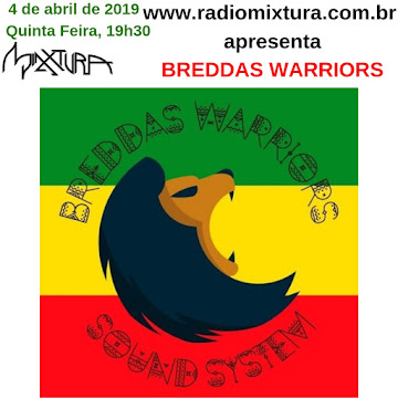Breddas Warriors na Radio Mixtura