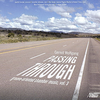 Gernot Wolfgang - Passing Through - Albany Records