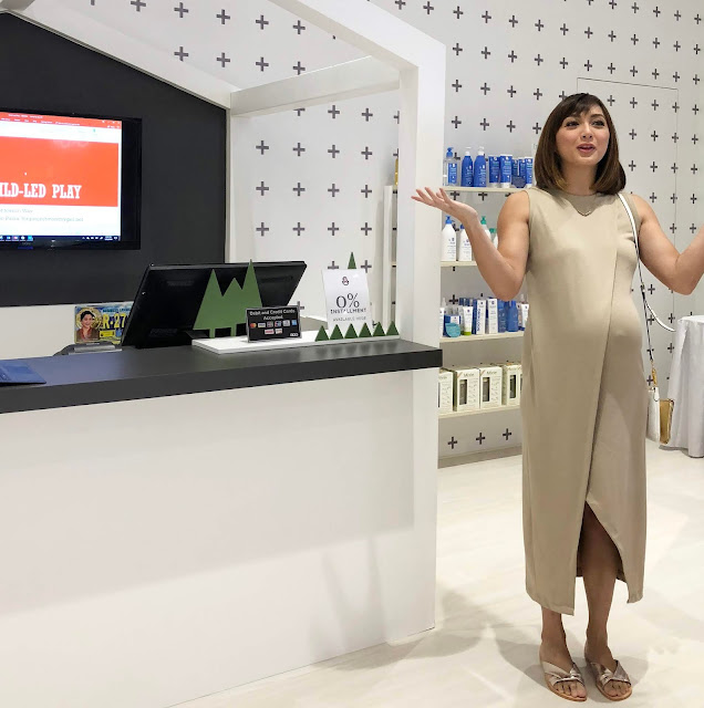 a photo of Warble Store Launch  at shangrila mall by Nikki Tiu of www.askmewhats.com