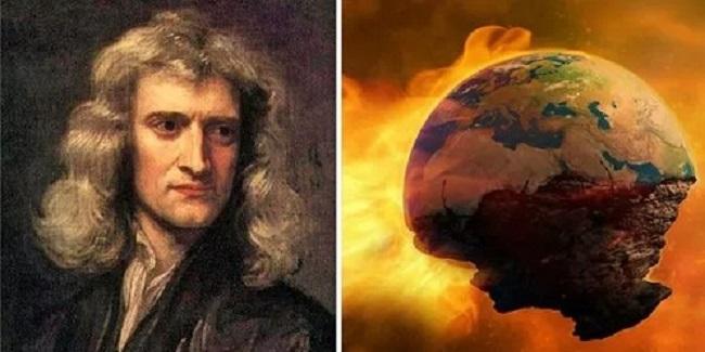 Τέλος του κόσμου: Έγγραφα από τον Ισαάκ Νεύτων αποκαλύπτει την ημερομηνία που έχει οριστεί για την «Τελική κρίση»