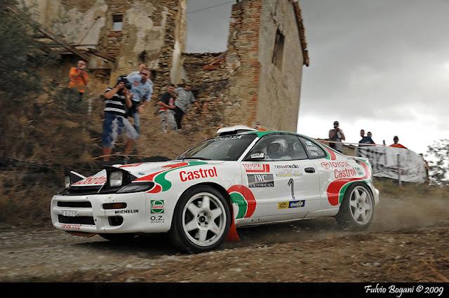 Toyota Celica ST185, znane samochody rajdowe