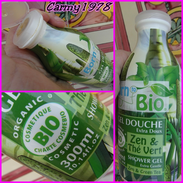 Born-To-Bio-doccia-gel-Zen-e-The'-Verde