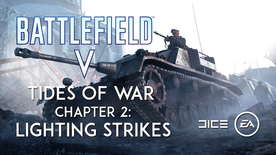 battlefield 5 tides of war chapter 2 lightning strikes