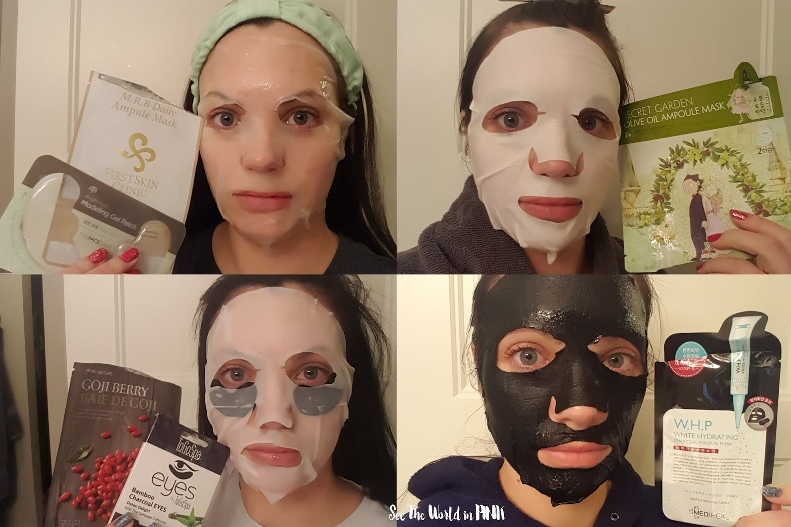 January 2019 Month in Masks