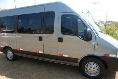 Trabalhadores da Perbrás em uma van são assaltados quando seguiam para Araçás