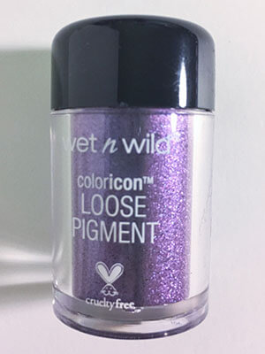 wet n wild coloricon Loose Pigment Mythical Dreams