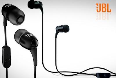 JBL T100A best in ear earphones