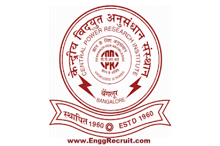 CPRI Recruitment 2018 for Engineering Officer and Engineering Assistant