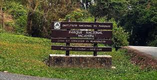 Parque yacambu Estado lara