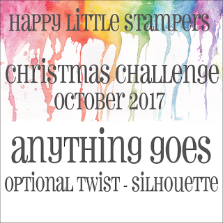 +++HLS October Christmas Challenge до 31/10