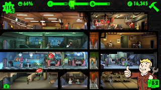 Fallout Shelter Game android terbaik