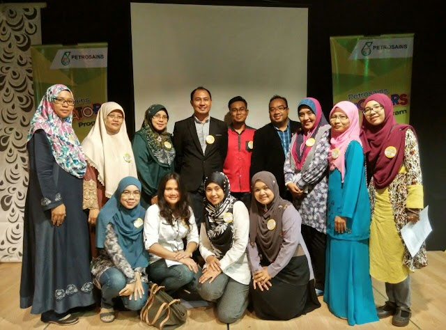Seminar Perkongsian Bestari Pdp Bersama Guru Sains oleh Petrosains