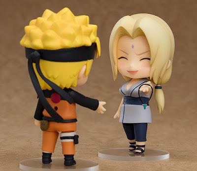 """Nendoroid Tsunade de """"Naruto Shippuden"""" - Good Smile Company"""