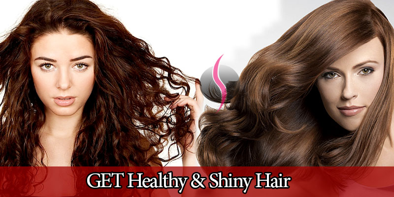 Healthy Hair Styles: Healthy & Shiny Hair Styles With In Twenty
