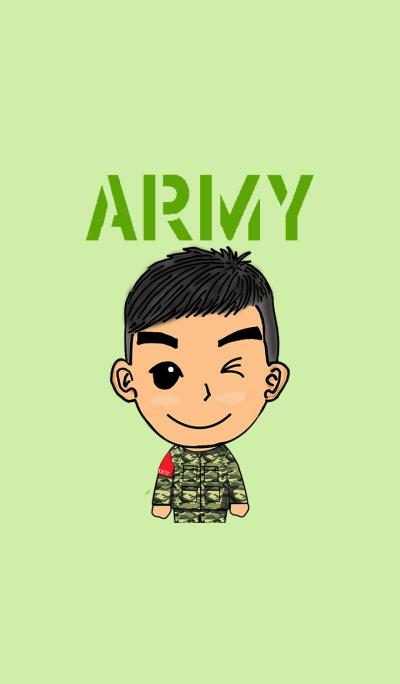 ARMY SO CUTE