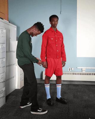 Nigeria's Taofeek Abijako shuts down New York Fashion week with collection