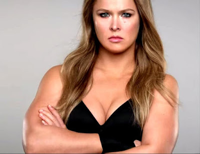 actress-ronda-rousey-robbed
