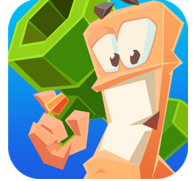 Worms 4 Mod Apk Data V1.0.4 - cover