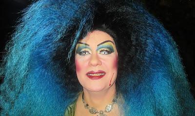 Personajes drag queen para halloween 2017. Fiestas halloween.