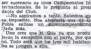 Crónica de Fernando Isaac Fernández en el diario Madrid sobre el III Torneo Nacional de Ajedrez de La Pobla de Lillet 1957 (7)