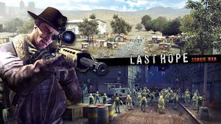 تحميل لعبة Last Hope Sniper - Zombie War اخر اصدار للاندرويد