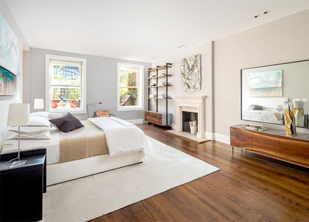 El dormitorio de Sarah Jessica Parker
