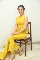 Taapsee Pannu looks mesmerizing in Yellow for her Telugu Movie Anando hma motion poster launch ~  Exclusive 024.JPG